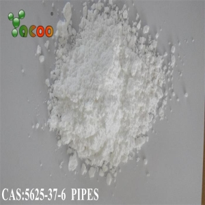 High purity PIPES CAS:5625-37-6 Piperazine-1,4-bisethanesulfonic acid