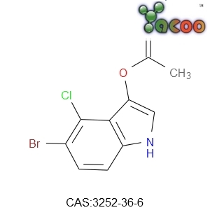 5-Bromo-4-chloro-3-indolyl acetate